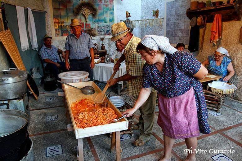 Macaroni Feast of Calatafimi