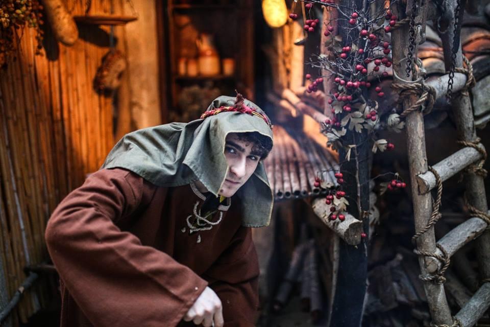 La Creche Vivante de Noël de Calatafimi Segesta