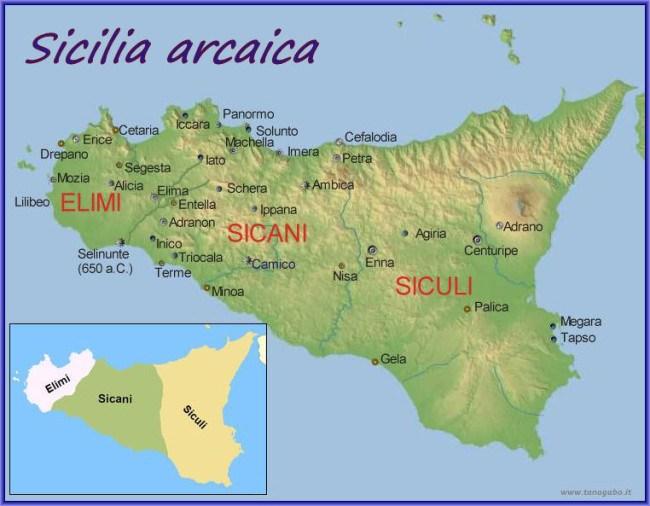 Cartina Sicilia Segesta.Il Parco Archeologico Segesta Welcome