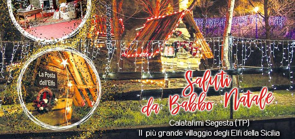 Villaggio degli Elfi & Casa Babbo Natale