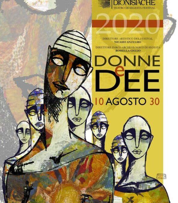 """Segesta Programma Le Dionisiache 2020 """"Donne e Dee""""  – Dove Dormire"""